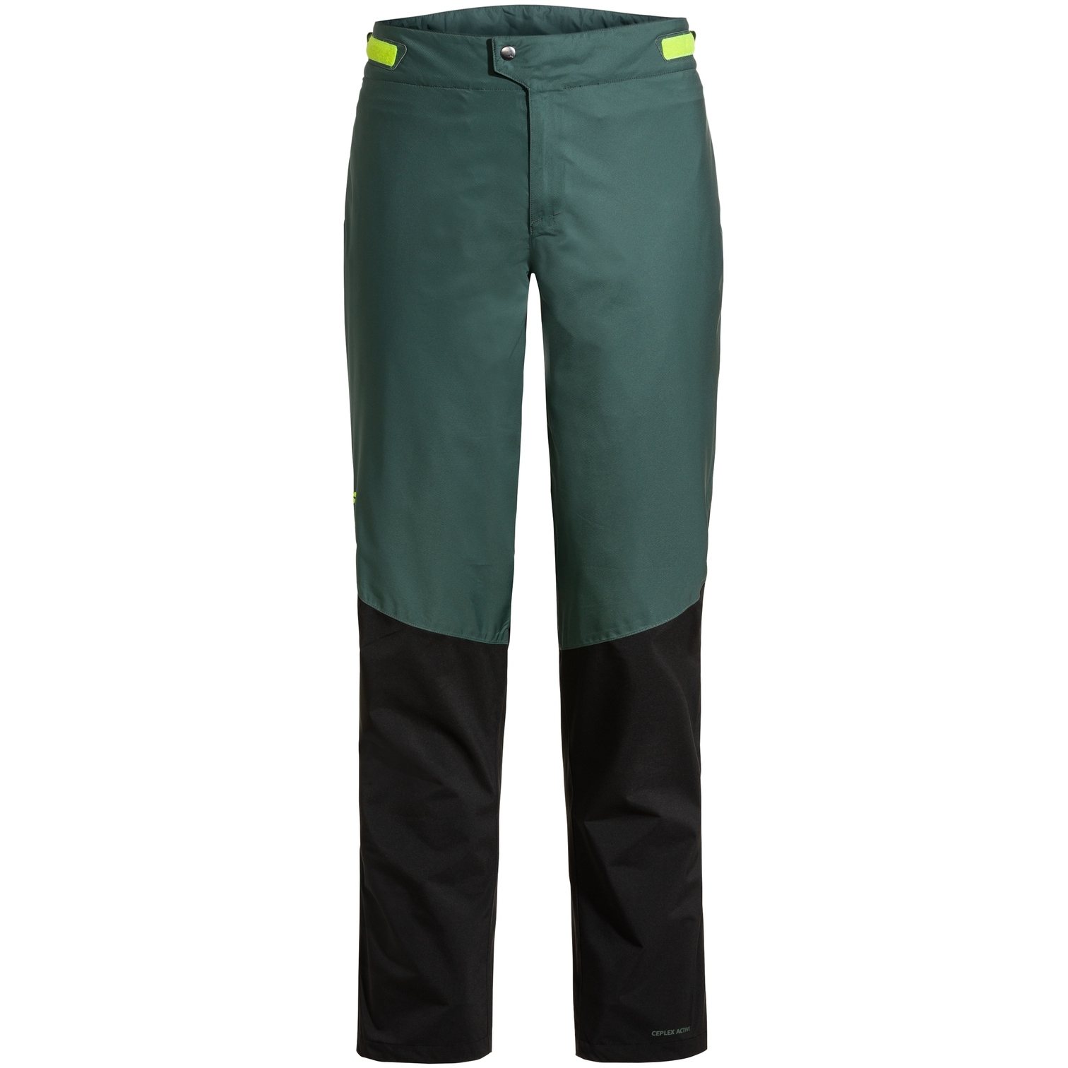 Vaude Men's All Year Moab 2in1 Rain Pants - dusty forest