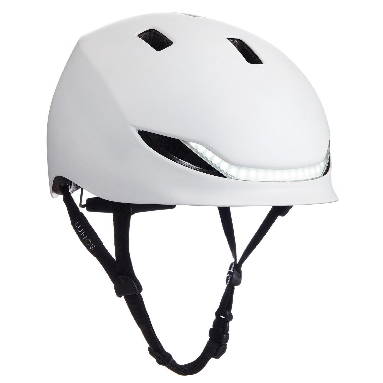 Lumos Matrix MIPS Helmet - Jet White