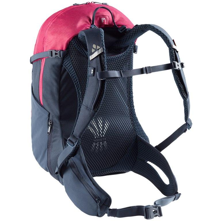 Bild von Vaude Bike Alpin 24 Damen Rucksack - crimson red