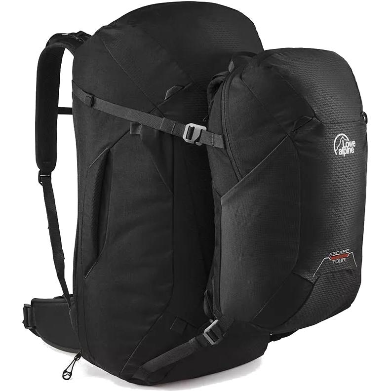 Lowe Alpine Escape Tour 55+15 Backpack - Black