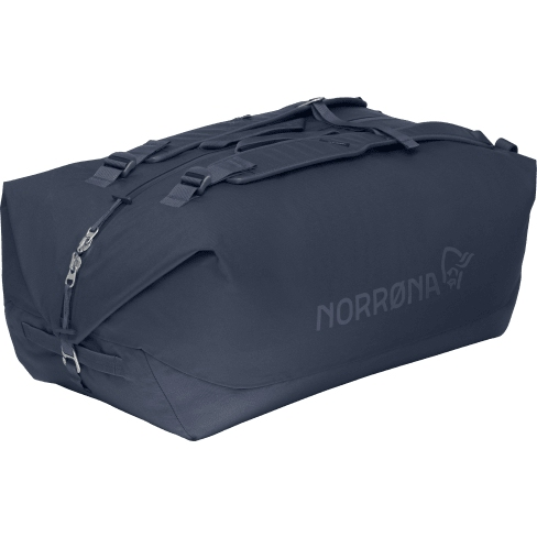 Picture of Norrona norrøna Duffel Bag 90l - Indigo Night