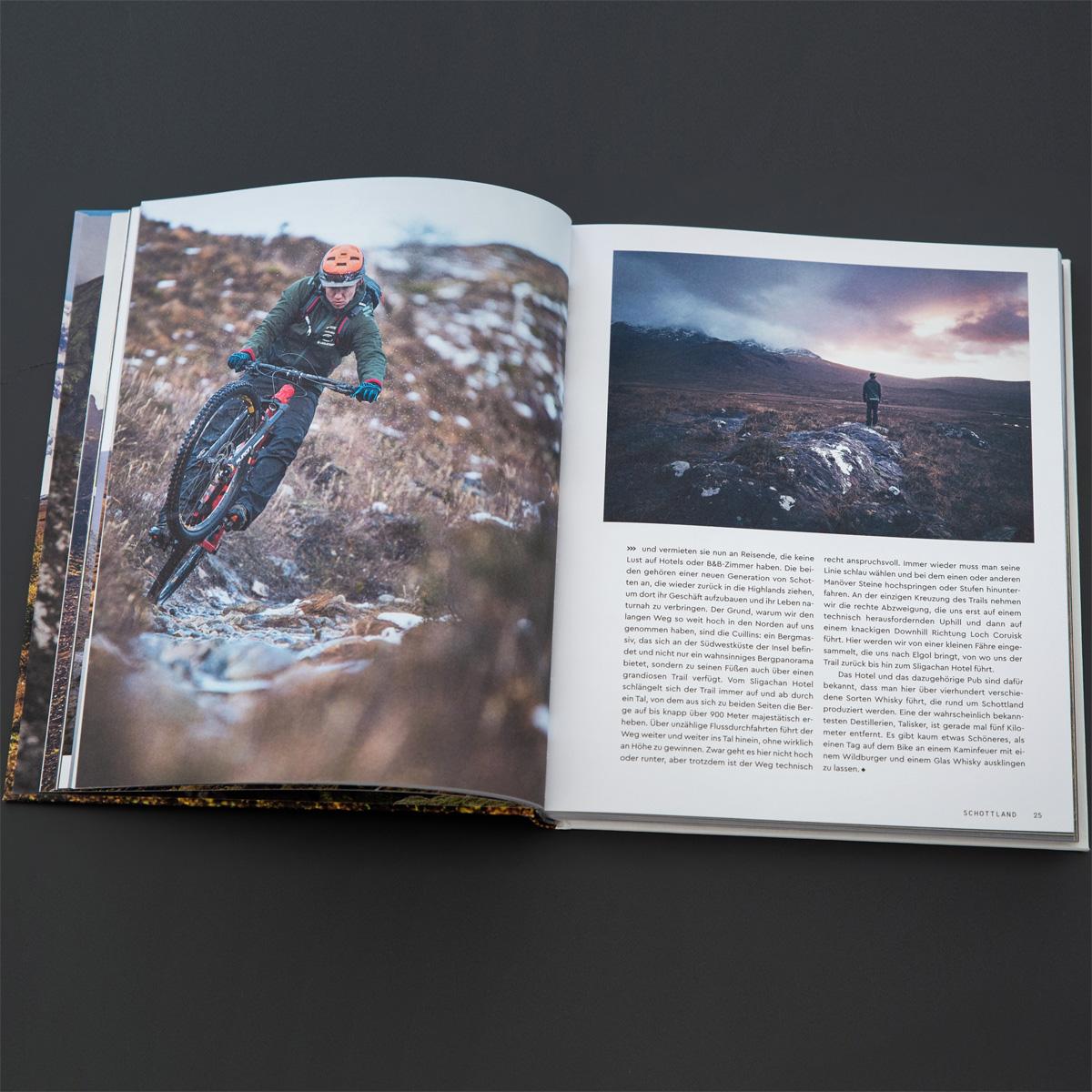 Bild von Tobias Woggon - Tour du Nord: Mit dem Mountainbike durch den hohen Norden