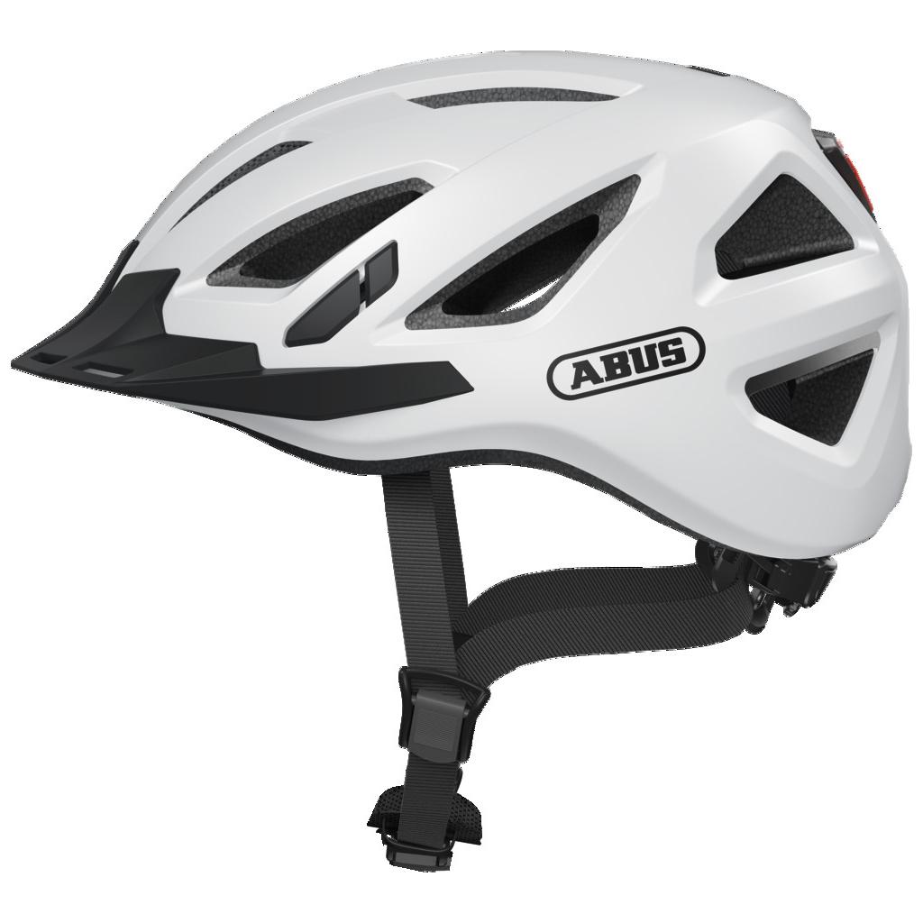 ABUS Urban-I 3.0 Casco - polar white