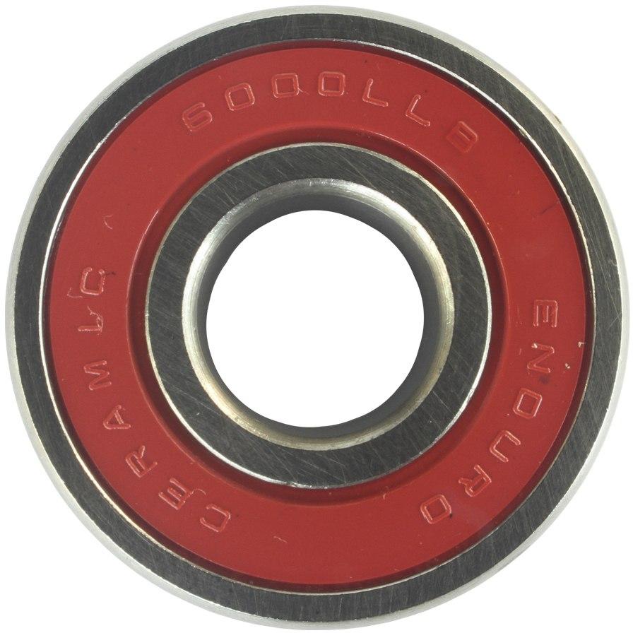 Enduro Bearings CH6000 LLB - ABEC 5 - Ceramic Hybrid Ball Bearing - 10x26x8mm