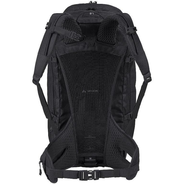 Image of Vaude Bike Alpin 32 + 5 Backpack - black