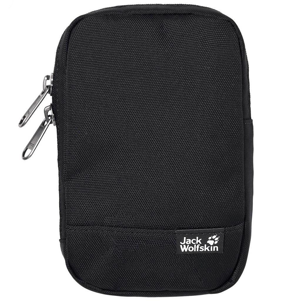 Jack Wolfskin Gadget Pouch Tasche - black