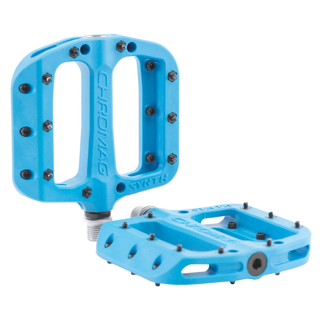CHROMAG Synth Pedal - blue