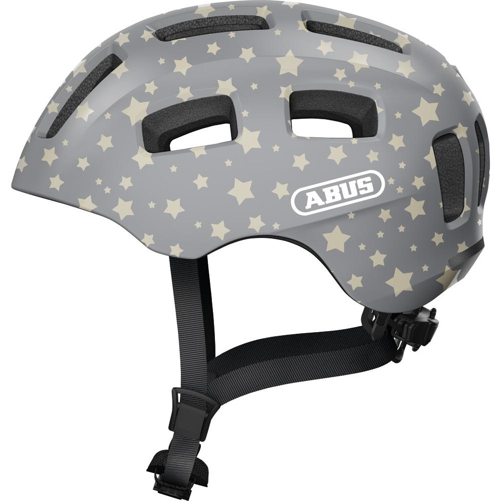 ABUS Youn-I 2.0 Casco - grey star