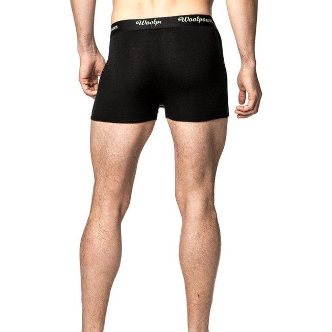 Bild von Woolpower Boxer LITE Shorts - schwarz