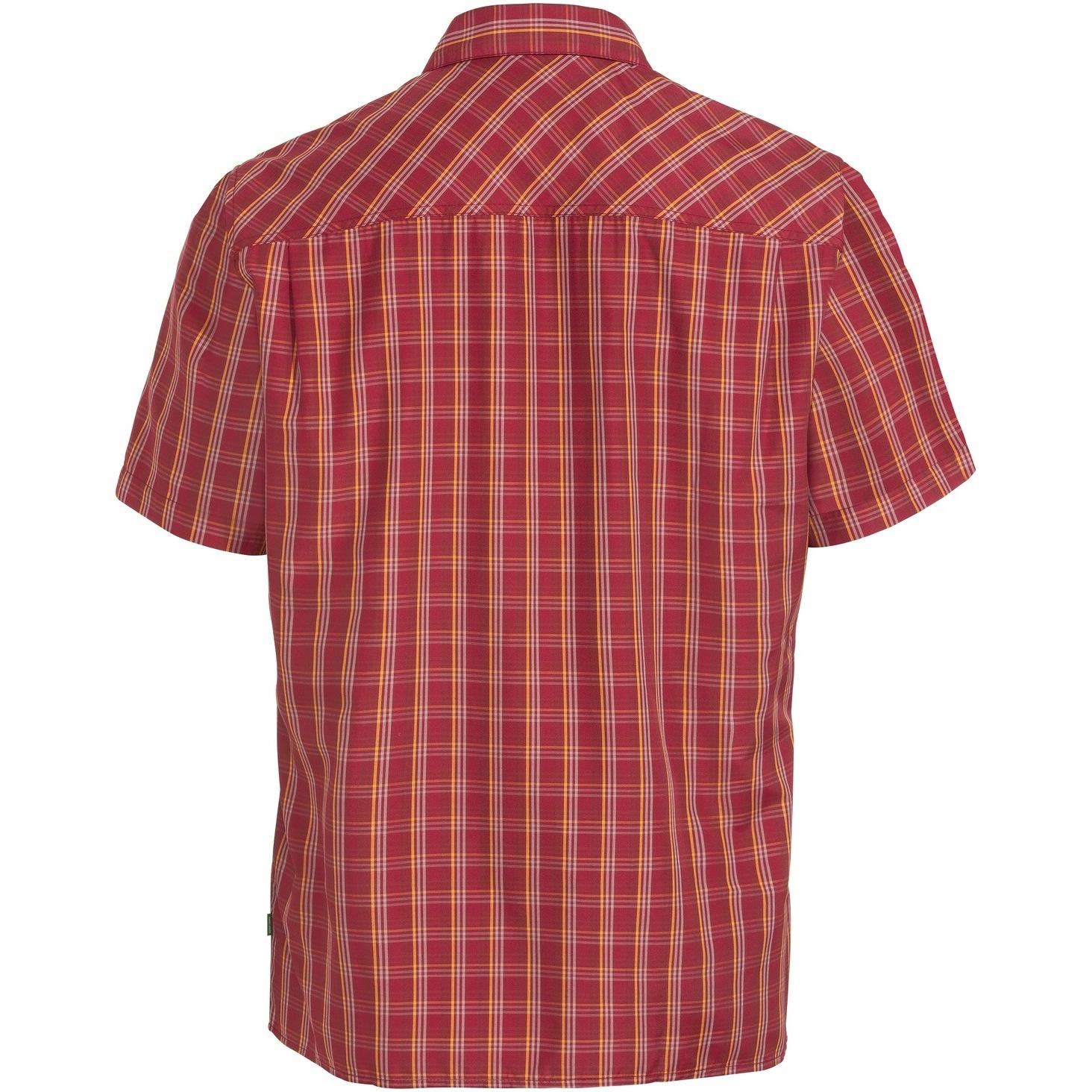 Bild von Vaude Albsteig Shirt II - carmine