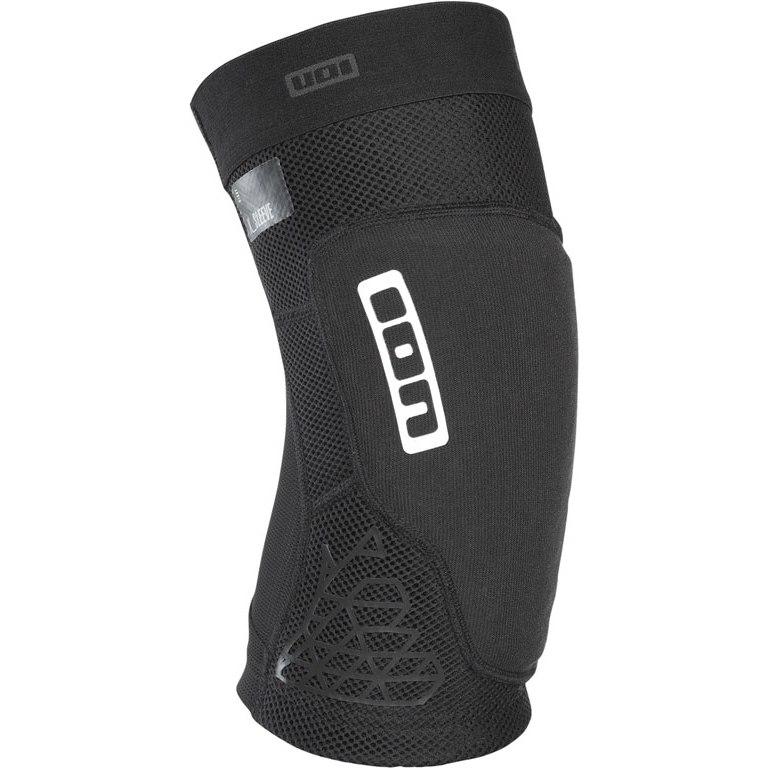 ION Bike Protection K-Sleeve Knee Guards - black/900