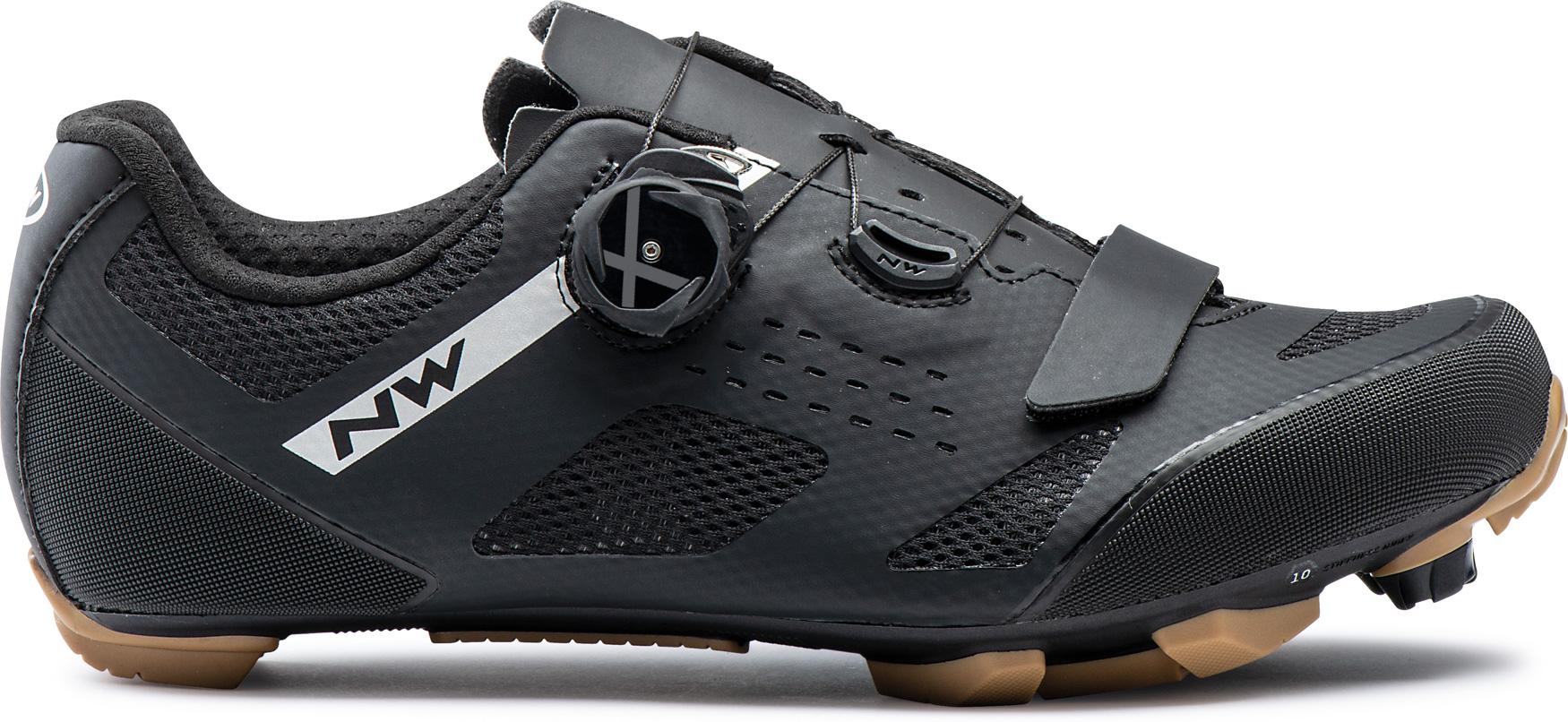 Northwave Razer MTB Schuhe - black/honey 18