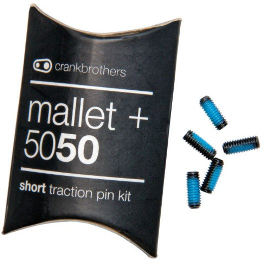 Crankbrothers Mallet and 5050 Pin Kit