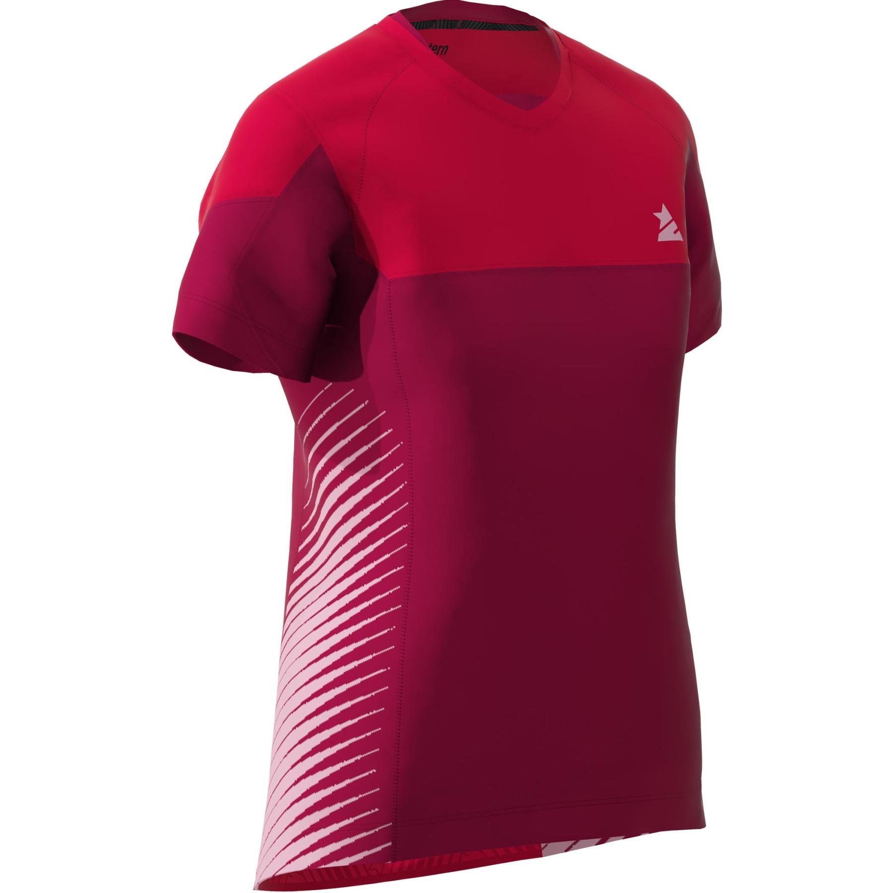 Bild von Zimtstern Bulletz Kurzarm-Shirt Damen - jester red/cyber red