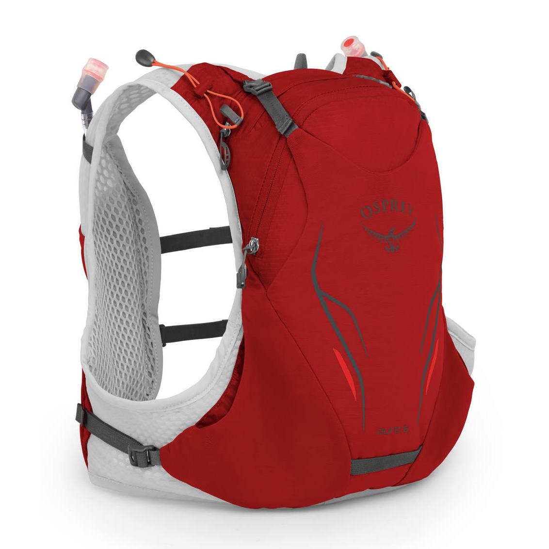 Osprey Duro 6 Running Backpack - Phoenix Red