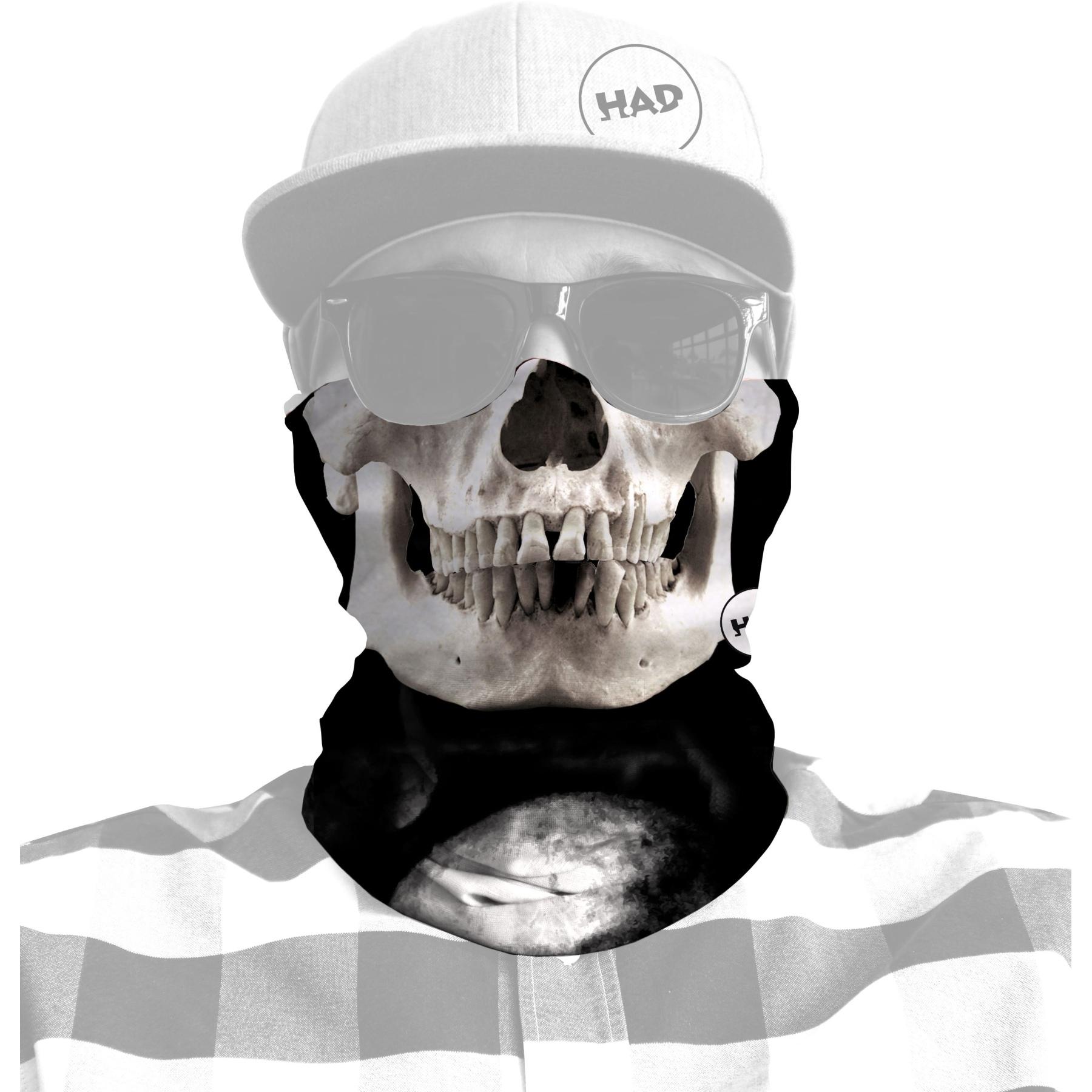 HAD Originals Bike Grimz Multifunctional Cloth - Boneface