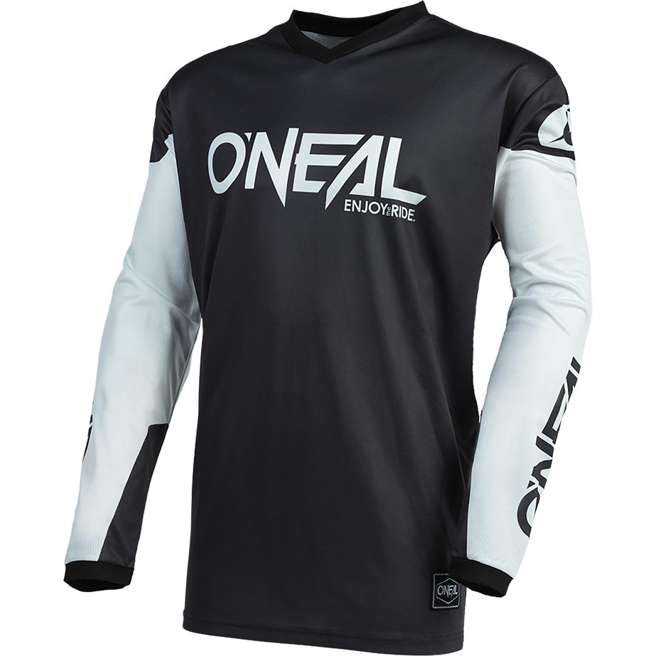 Image of O'Neal Element Jersey - THREAT black/white