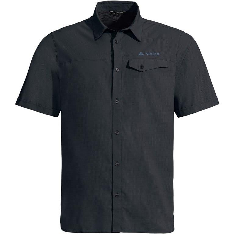 Vaude Men's Rosemoor Shirt - phantom black