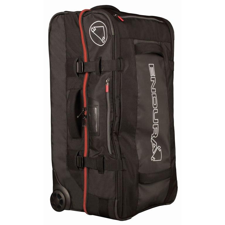 Endura Roller Kit Bag Trolley - black