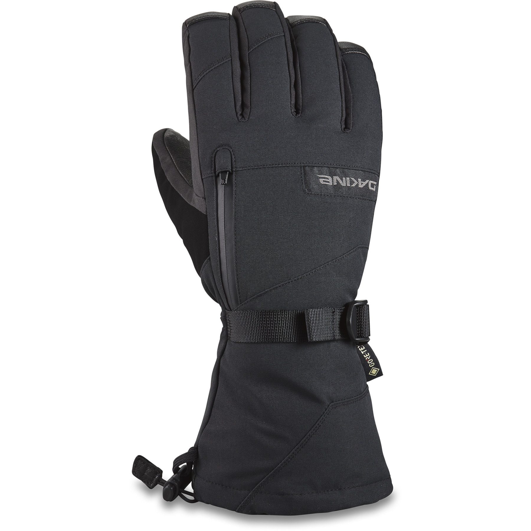 Image of Dakine Leather Titan Gore-Tex Gloves - Black