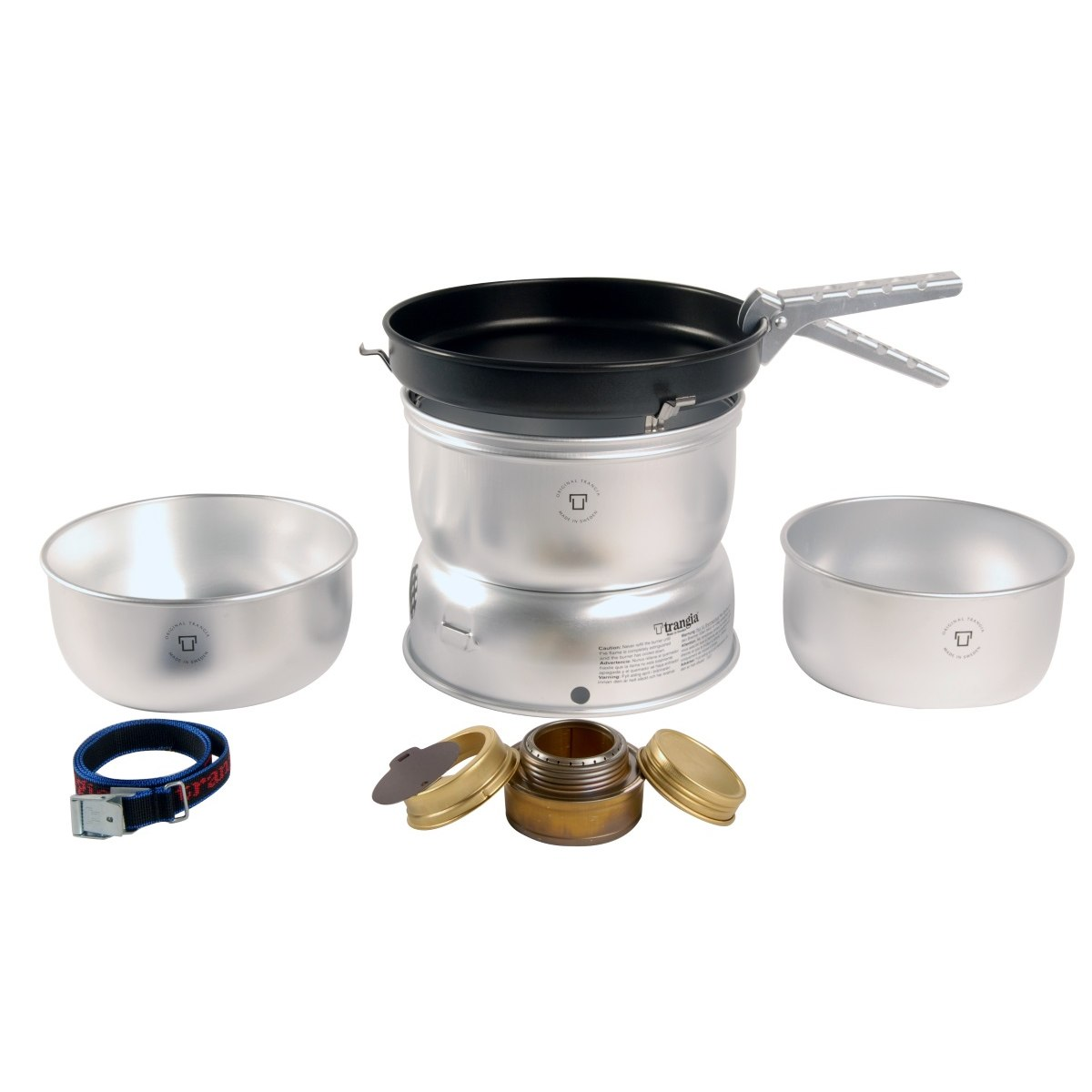 Image of Trangia Storm Cooker 25-3 UL - Stove System with Non-Stick Frypan