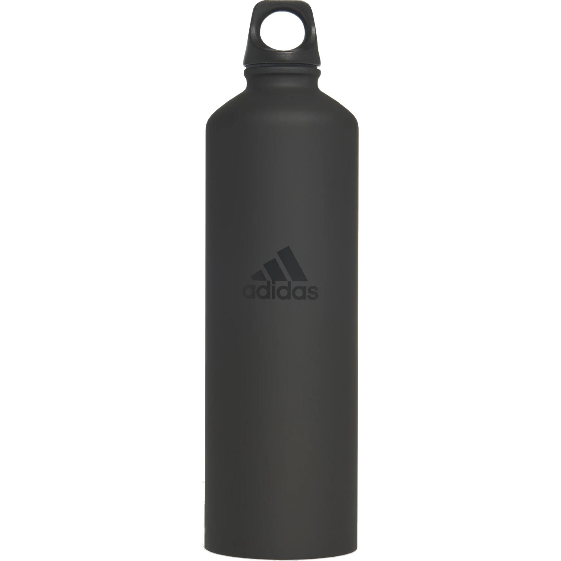 adidas Steel Bottle 0,75 L - black/black GN1877