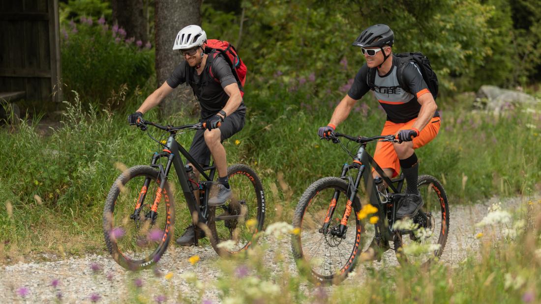 CUBE Stereo 120 HPC Bicicleta Eléctrica de Montaña
