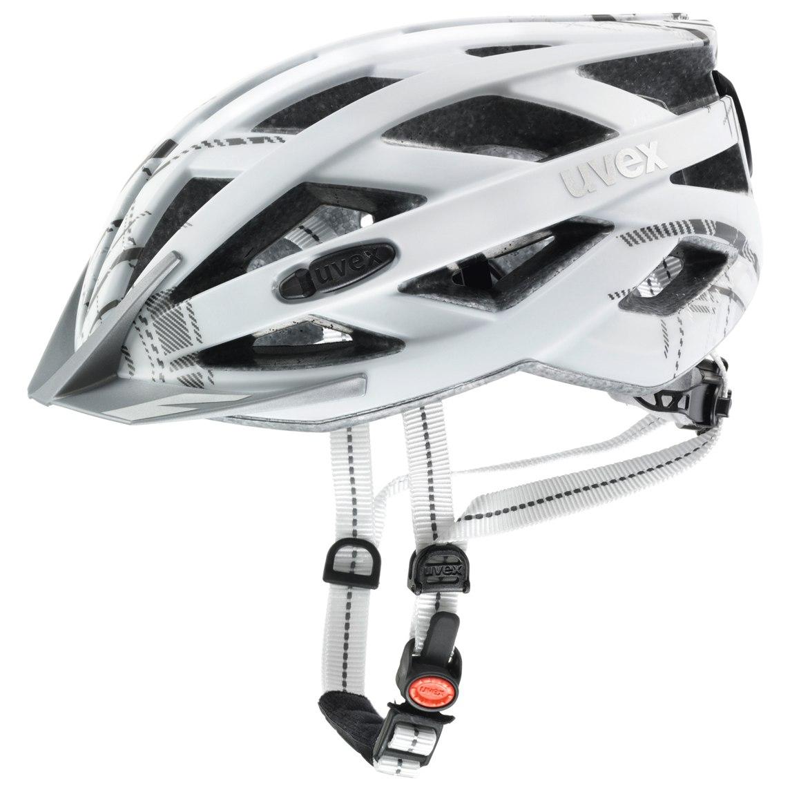 Uvex city i-vo - Helmet - white-mat