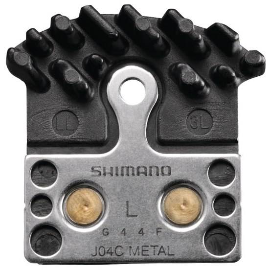 Shimano XTR Disc Brake Pads - J04C Metal - Ice-Tech