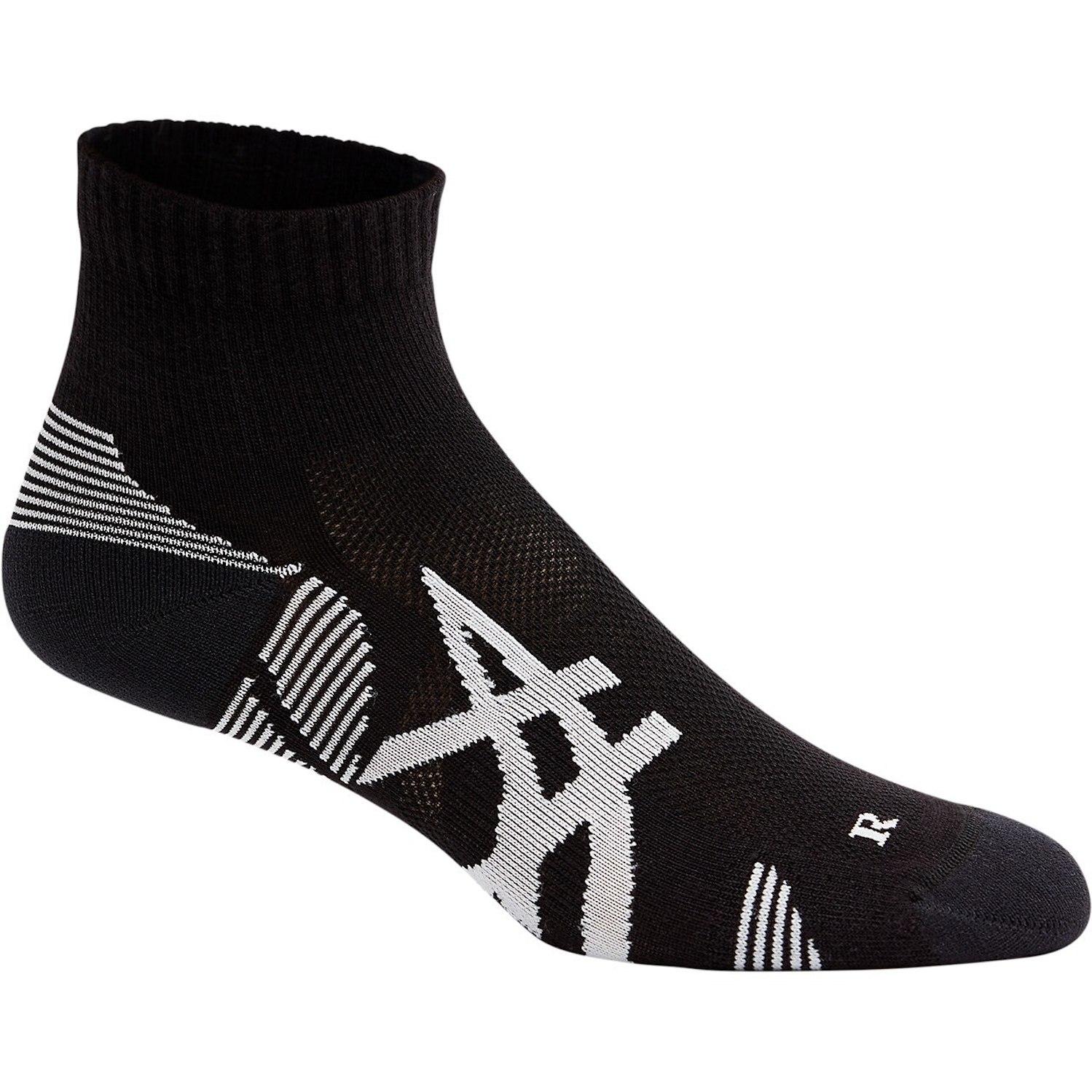 Produktbild von asics 2PPK Cushioning Socken - 2er Pack (sortiert) - performance black/performance black