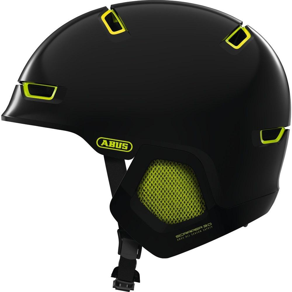 ABUS Scraper 3.0 ERA Helmet - shiny black