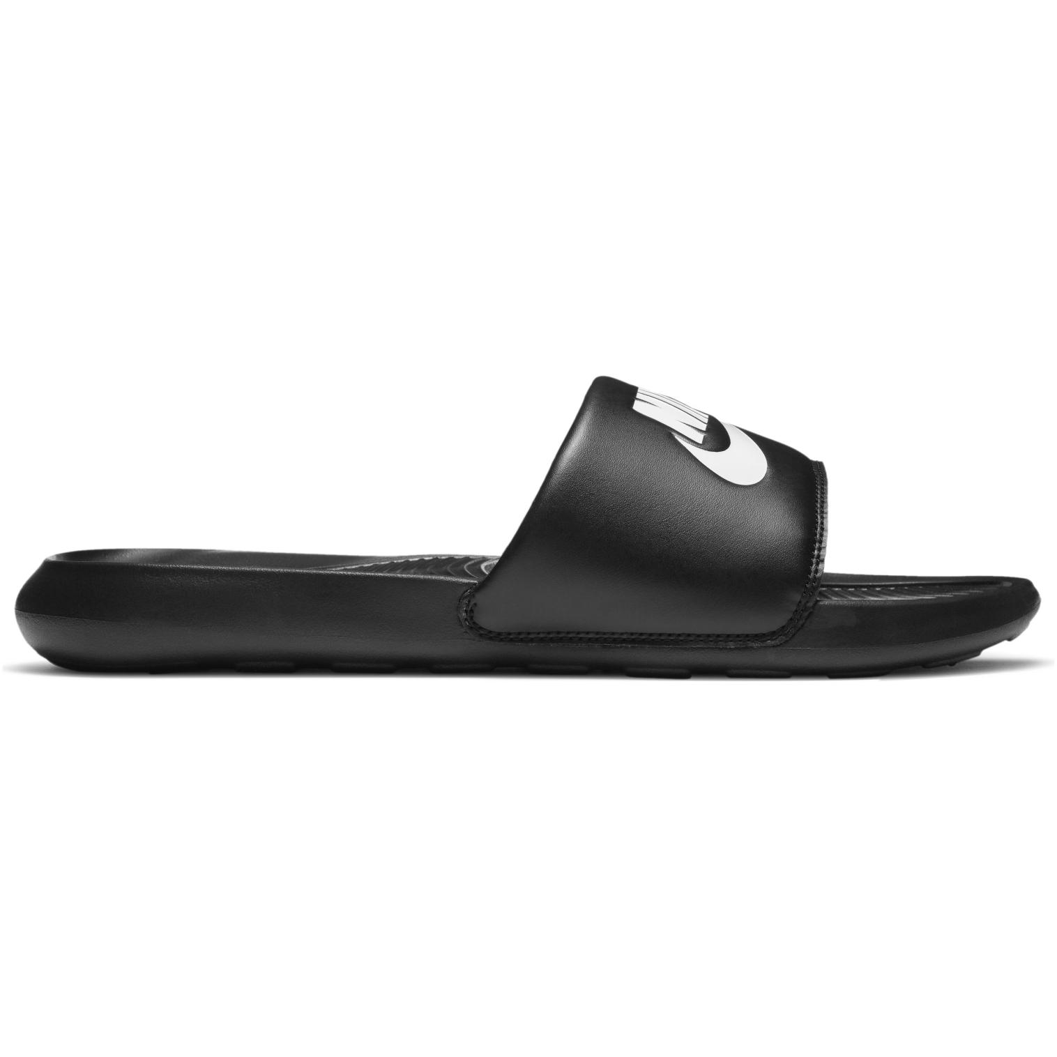 Produktbild von Nike Victori One Slide Herren Badeschuhe - black/white-black CN9675-002