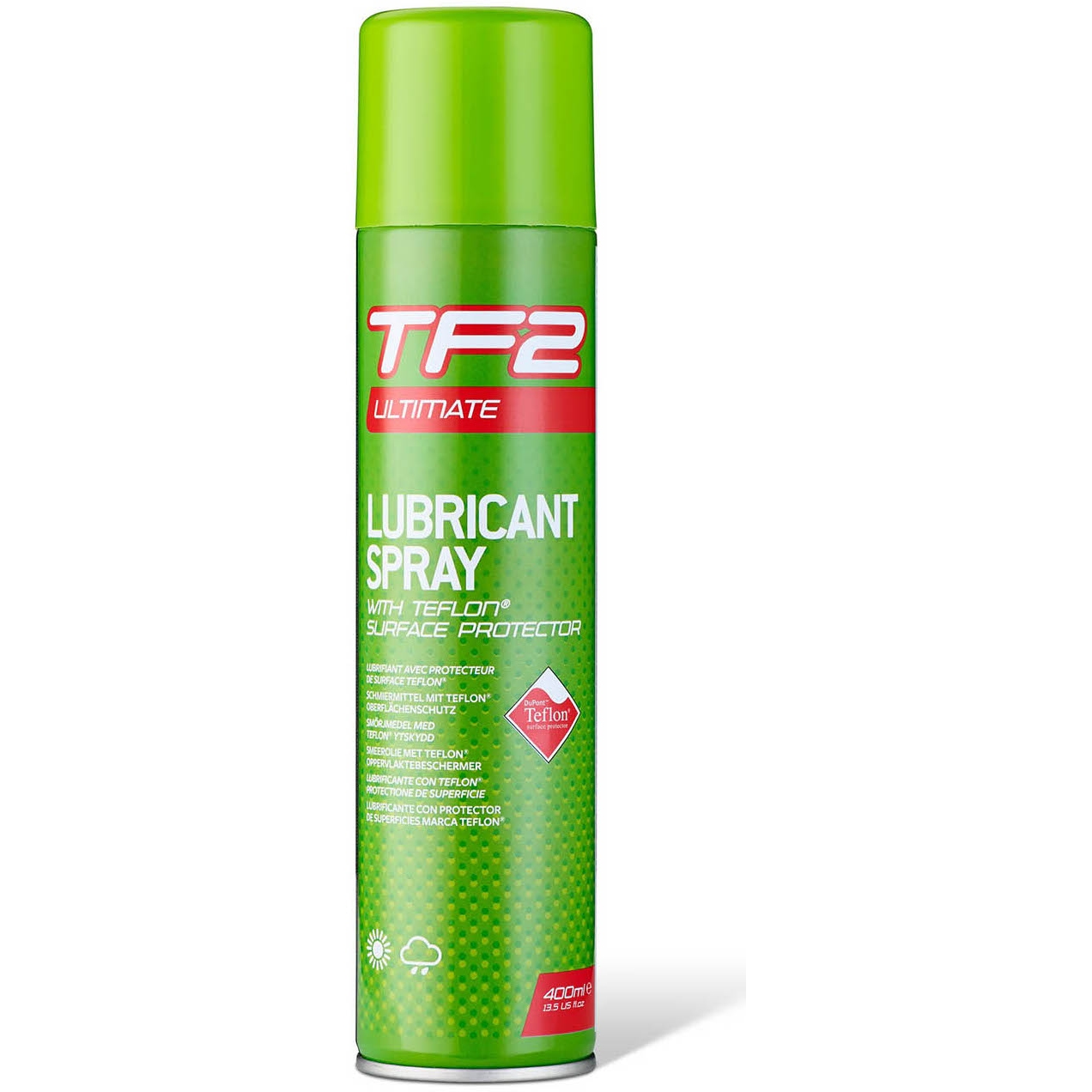 WELDTITE TF2 Universal Teflon Spray - 400ml