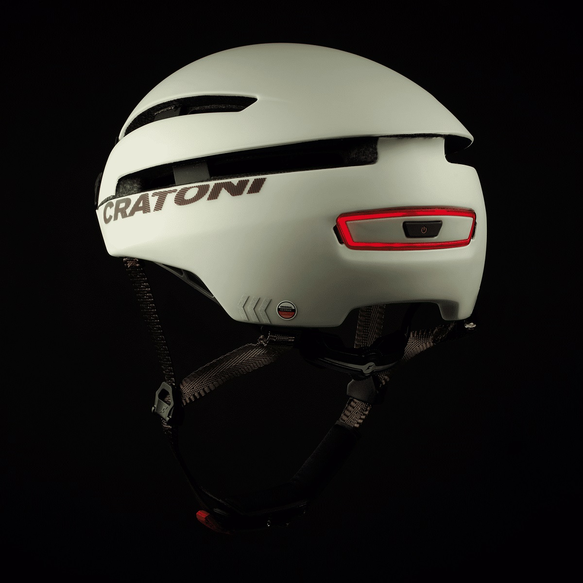 Image of CRATONI C-Loom Helmet - creme rubber