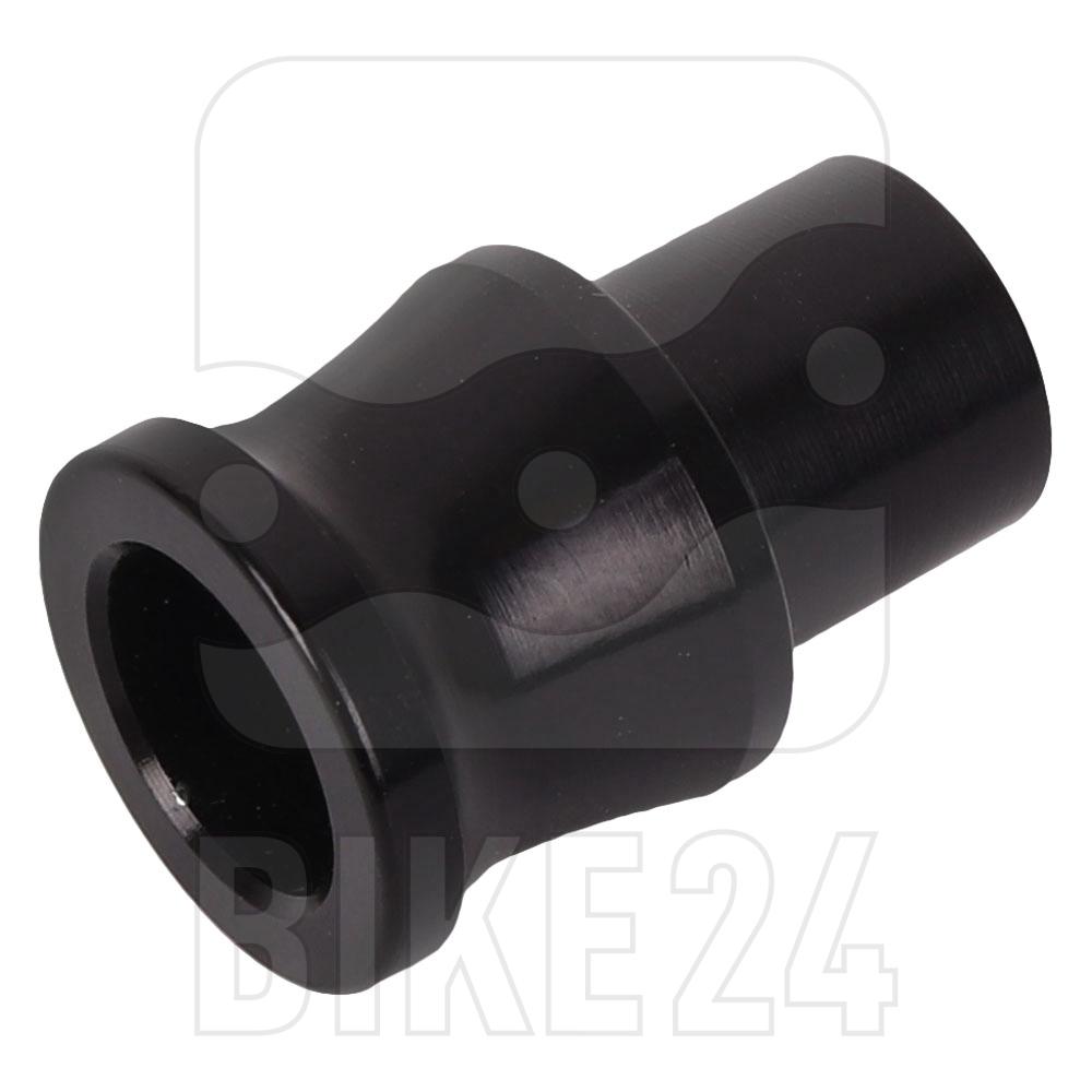 Wolf Tooth Boostinator WXR Umbausatz auf Boost Standard 148mm für White Industries WXR / XMR Hinterradnaben - schwarz