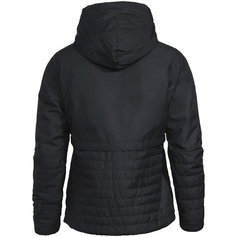 Image of Vaude Women's Mineo Padded Jacket - phantom black