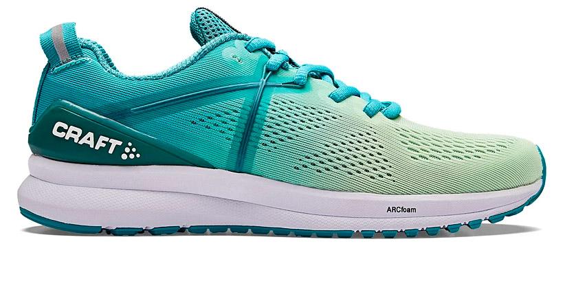CRAFT Engineered Running Shoe X165 Women - Neo/Persian