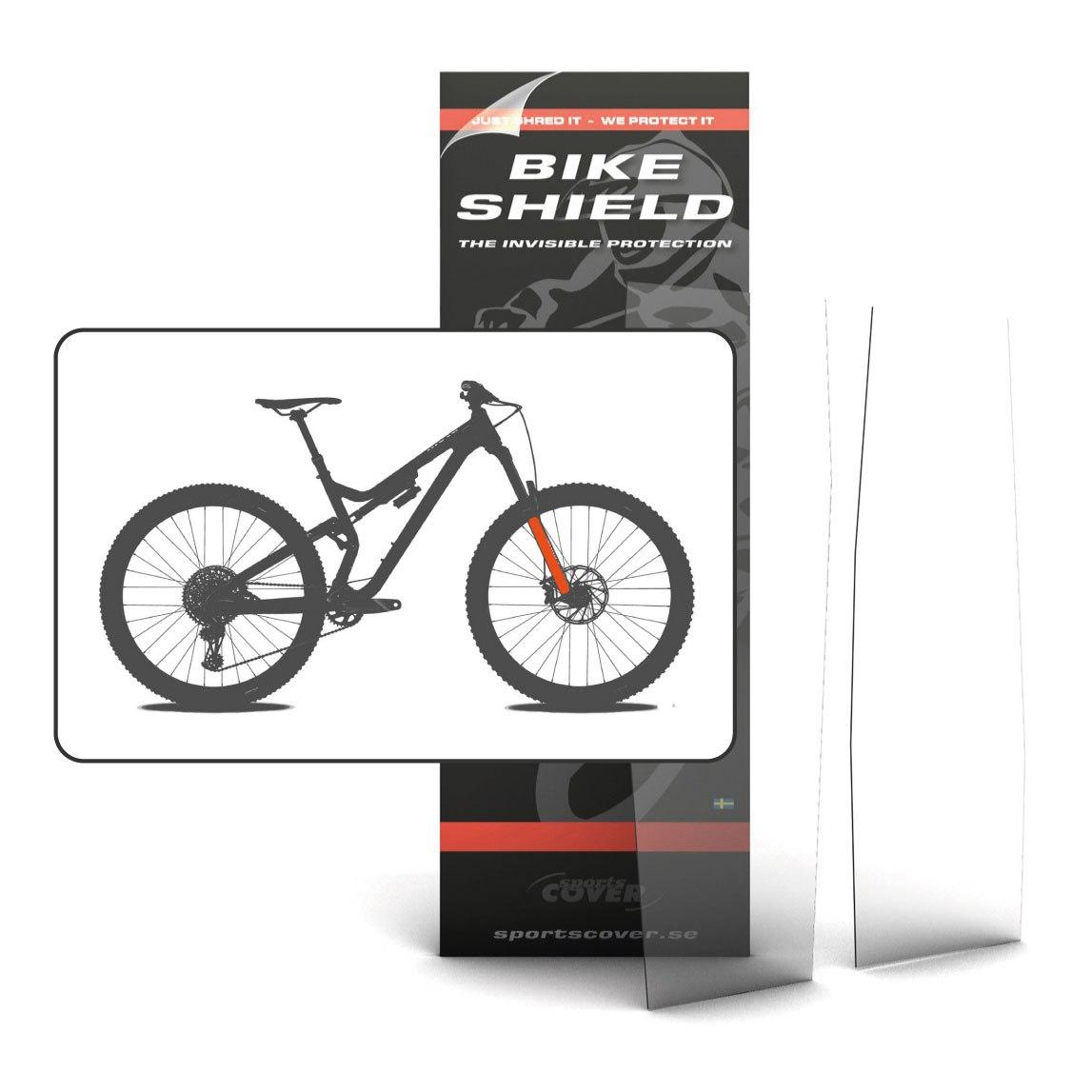 BikeShield ForkShield Cover - 2 pieces - standard