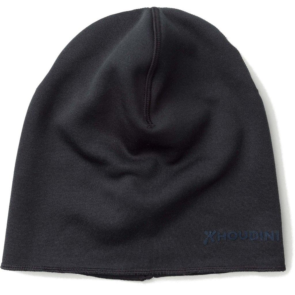Houdini Toasty Top Hat Heather - True Black