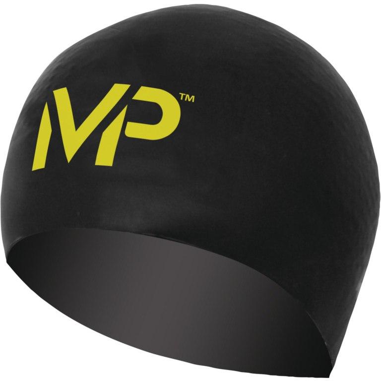 Foto de MP Michael Phelps Race Cap - black/bright yellow