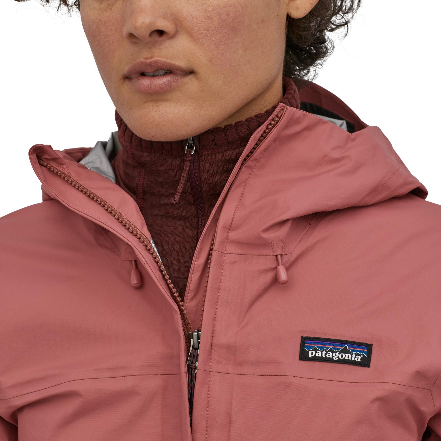 Bild von Patagonia Torrentshell 3L Damen Jacke - Regen Green