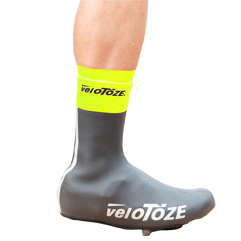 Bild von veloToze Waterproof Cuff - Viz-yellow