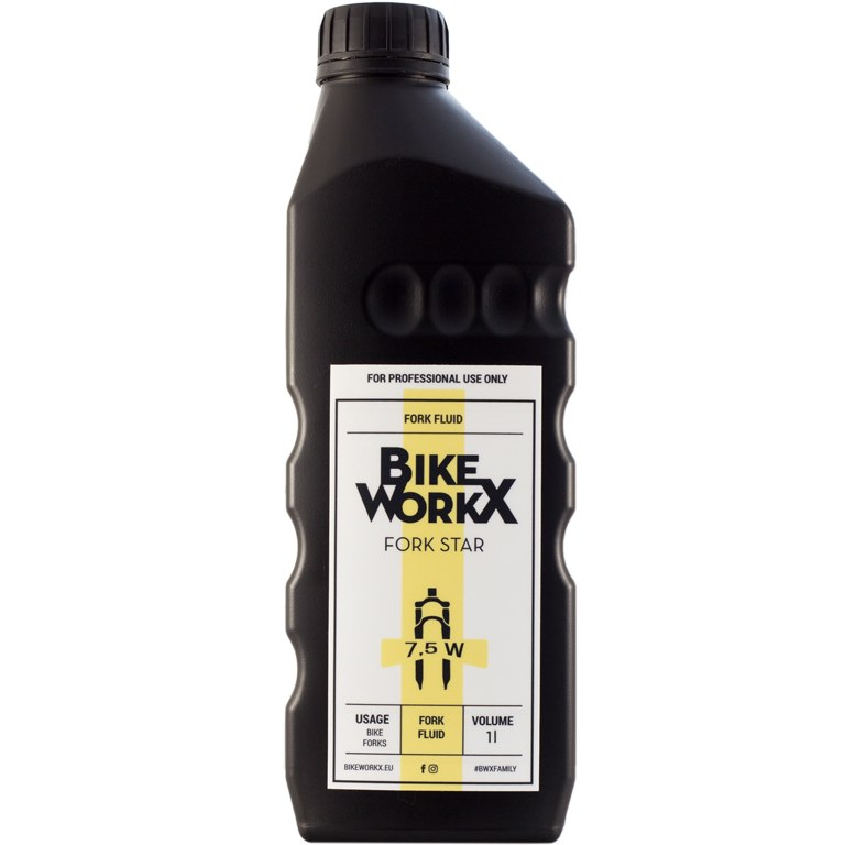 BikeWorkx Fork Star 7.5 WT Fork Oil 1000ml