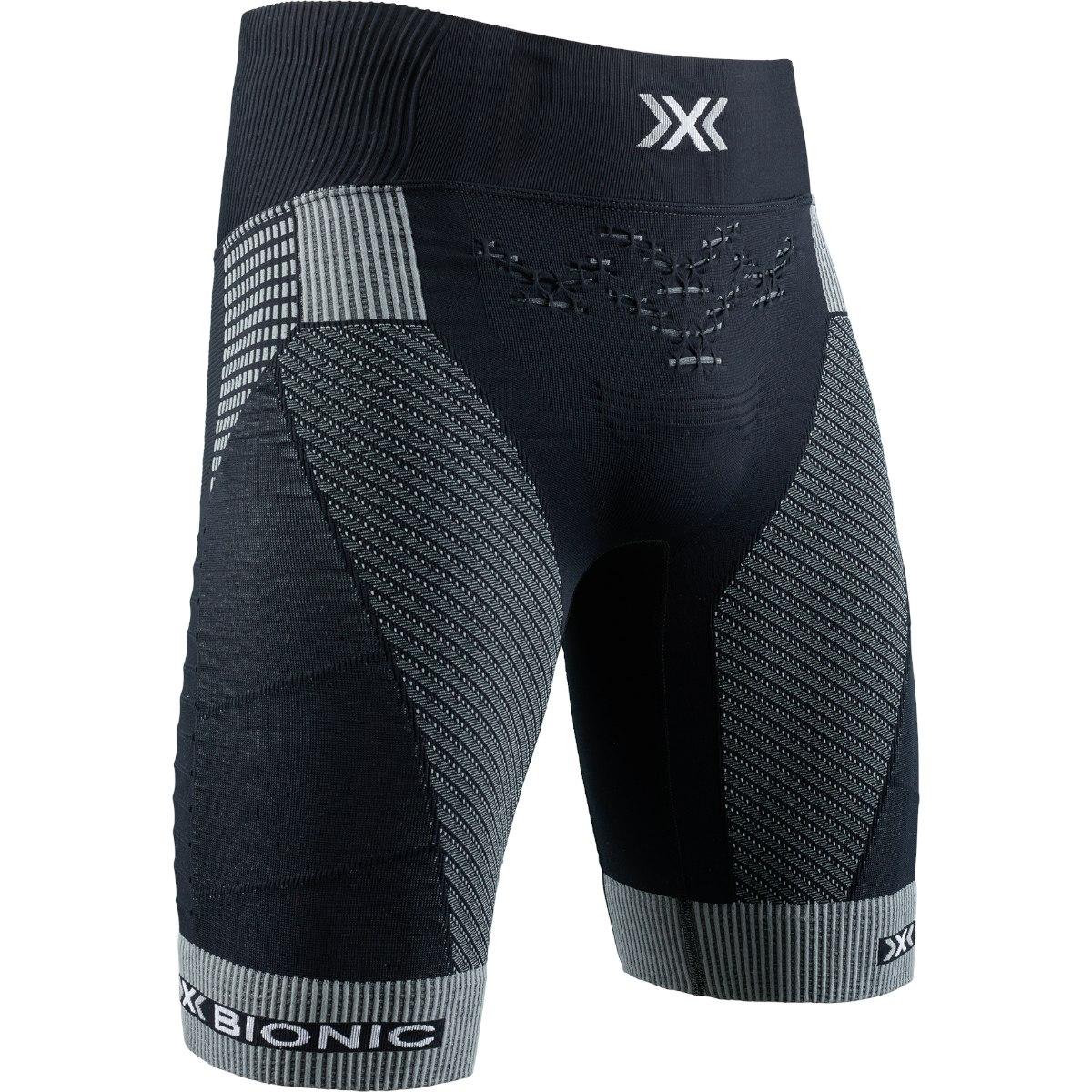 X-Bionic Effektor 4.0 Trail Run Laufshorts für Herren - black/anthracite