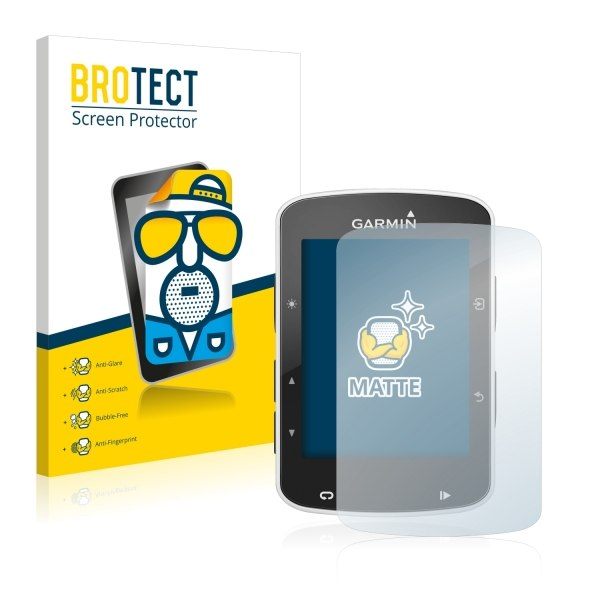 Bedifol BROTECT® Matte Screen Protector for Garmin Edge 520 (2 Pcs.)