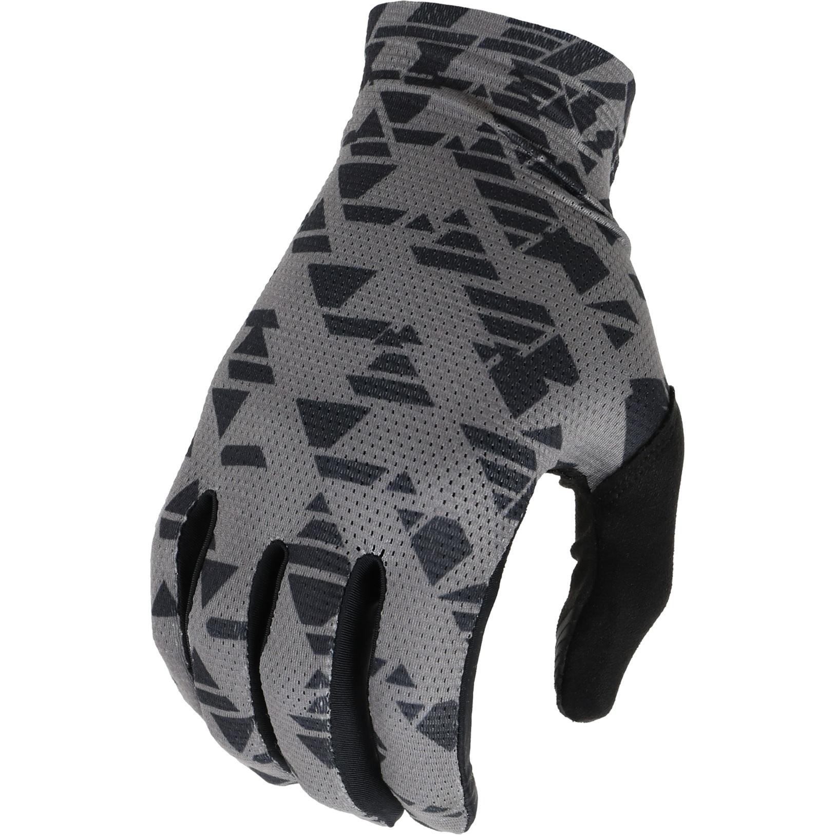 Yeti Cycles Enduro Gloves - Gunmetal