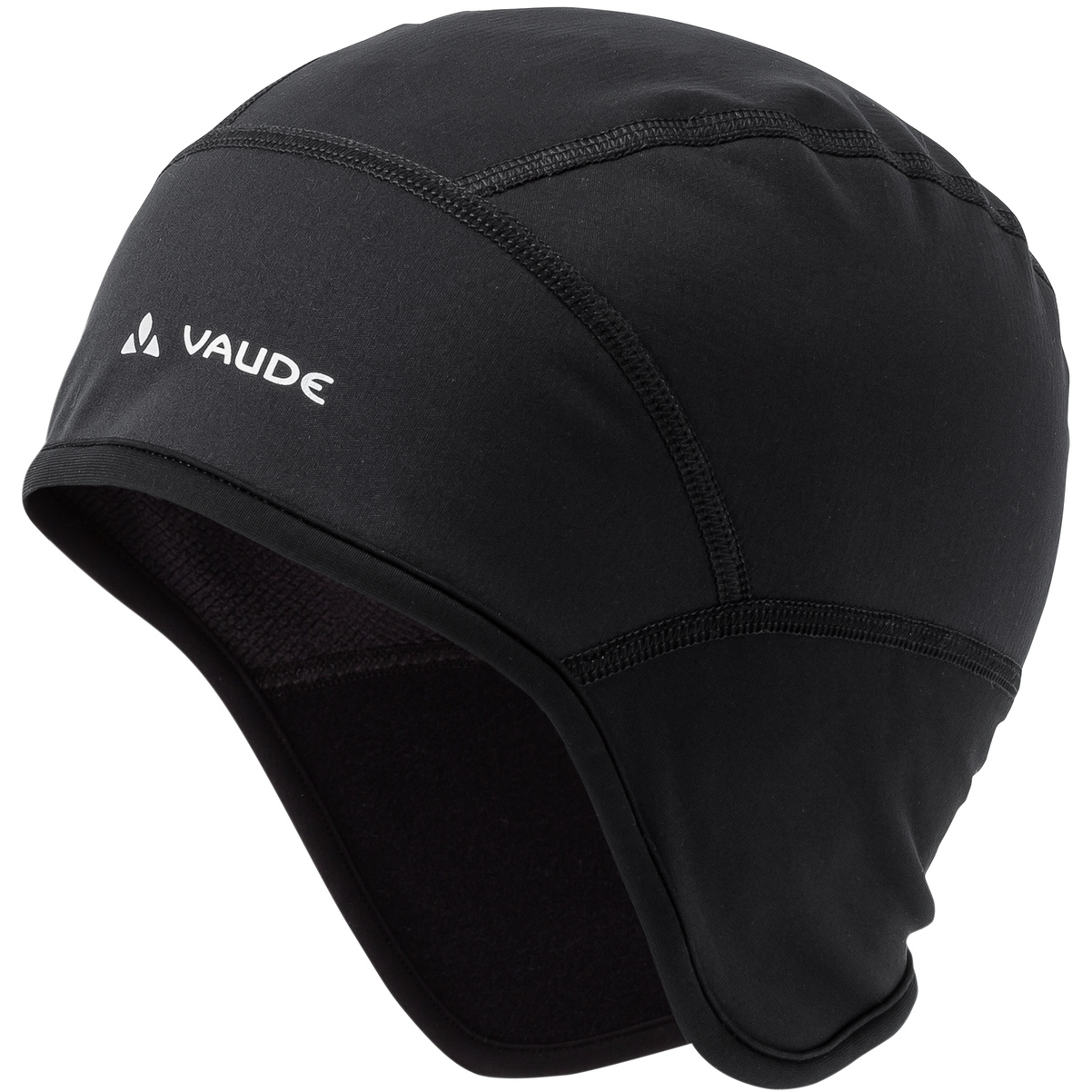 Vaude Bike Windproof Cap III Unterhelm - schwarz uni