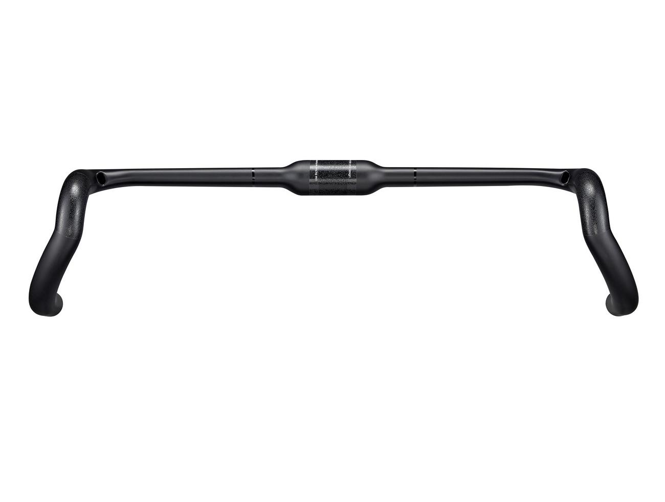 Imagen de 3T Aeroghiaia LTD Carbon Handlebar - 31.8 - Stealth Black