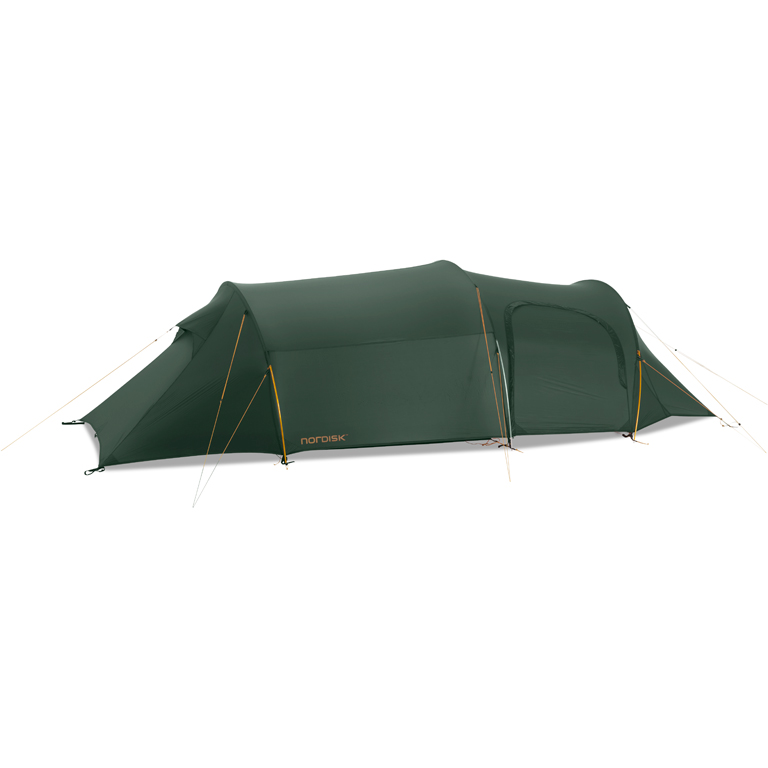 Foto de Nordisk Oppland 3 LW SI Tent - Forest Green