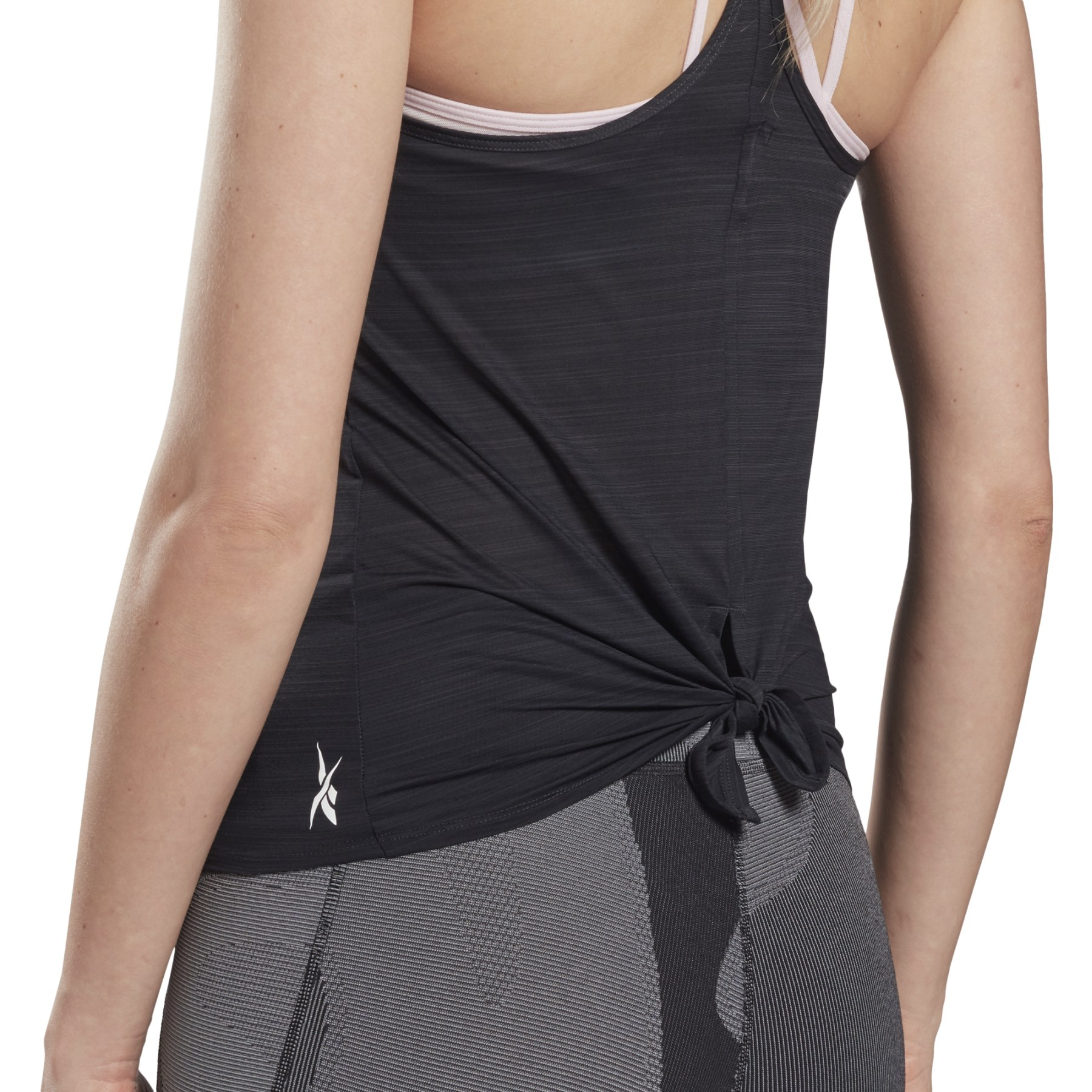 Image of Reebok Workout Ready ACTIVCHILL Women's Singlet - black